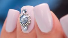 Cameo Nail Art ndash Suzie rsquo s 5 Minute Mani Suzie creates a Cameo inspired Nail Art Design. This is an elegant design that can be done in under 5 minutes! Beauty Makeup Tips, Eye Makeup, Makeup Tattoos, Get Nails, Creative Nails, Nail Tips, Gel Polish, Makeup Cosmetics, Nail Art Designs