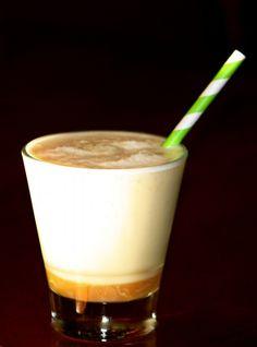 Homemade Butterscotch Milkshake