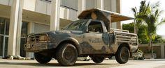 Ford Ranger (1993) pickup truck in  CAPTAIN AMERICA: CIVIL WAR (2016) #Ford Captain America Civil War, All Movies, Superhero Movies, Ford Ranger, Marvel Cinematic Universe, Chris Hemsworth, Pickup Trucks, Thriller, The Fosters