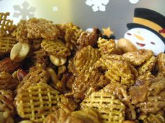 Cooking is Medicine: Christmas Crunch...or New Years!