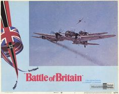 Battle of Britain lobby card