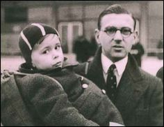 Nickolas Winton saved approximately 10,000 Jewish children at risk from the Nazis, by setting up an organization which would commute them as refugees, into Britain.   Winton also found homes for 669 children, many of whom had lost their parents in Auschwitz. Winton's mother also worked with him to place the children in homes, and later hostels. Throughout the summer he placed advertisements seeking families to take them in.