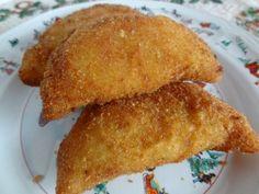 Rissois de Camarao - Portuguese Shrimp Turnovers