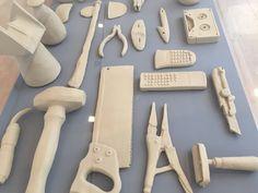 Abrasive Objects, 2016 (detail)