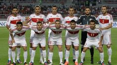 The Lebanese national football team represents the Lebanese Republic in international association football competitions