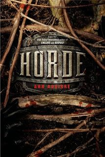 International giveaway of my ARC of Horde (Razorland #3) by Ann Aguirre, ending 10/31. #giveaway #AnnAguirre #post-apocalyptic #zombies #Horde #MacMillan #romance