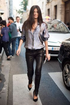 StyleFile Crush: Barbara Martelo | StyleMyDay