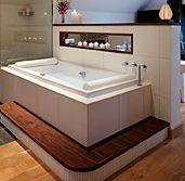 Touch of Glamour, luxury bathroom master bedroom suite design by Ripples - Ripples Corner Bathtub, Master Bathroom, Bathrooms, Glamour, Touch, Bedroom, Luxury, Design, Master Bath