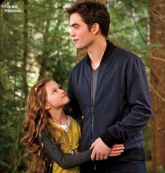 Edward and Renesme