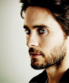 Eyes are one of the sexiest features of a man or woman; whether because of the unusual color, or the exotic striking way they stare out of them, a person's eyes truly are the window to their soul and the unique way they see the world...and what beautiful windows Jared Leto has!