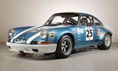 1972 Porsche 911S #cars #coches #carros
