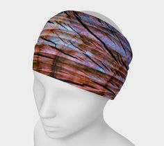 """Headband+""""Colorful+Aged+Wood+Headband""""+by+Scott+Hervieux+Photography,+Art,+and+More"""