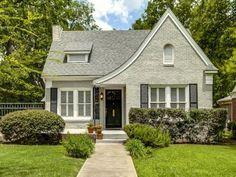 tudor cottage | Tudor Cottage, Lakewood area of Dallas