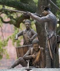 After 228 years as largely unsung contributors to American independence, Haitian soldiers who fought in the Revolutionary War's bloody siege of Savannah now have a monument dedicated in their honor.  In October 1779, a force of more than 500 Haitian free blacks joined American colonists and French troops in an unsuccessful push to drive the British from Savannah in coastal Georgia.