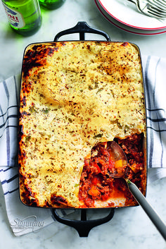 Calling all lasagne lovers, this healthy free recipe is perfect for you! Healthy Pasta Recipes, Healthy Pastas, Healthy Cooking, Beef Recipes, Healthy Snacks, Healthy Eating, Cooking Recipes, Cooking Beef, Uk Recipes