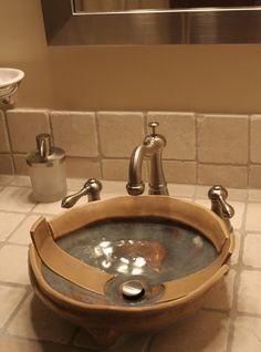Vessel Sinks | Kelley WilksKelley Wilks