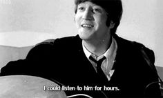 ♥ The Same Way I Feel About John! ( I love this part in A Hard Days Night)