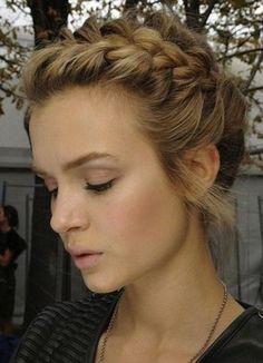 hair accessory hairstyles model holiday season hair/makeup inspo wedding hairstyles
