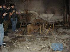 Sanatorium Parnitha at Greece Paranormal Investigation With American Paranormal Investigators