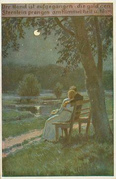 Grimm, Couple Painting, Tarot, Art Of Love, Fairytale Art, Couple Drawings, Love Wallpaper, Old Art, Children's Book Illustration