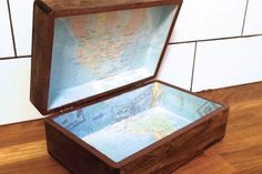 Map box lifestyle