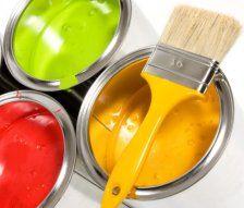 découvrez comment enlever une tache de peinture sur un vetement
