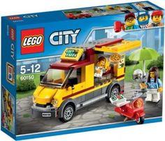 LEGO+City+Pizza+Van+60150