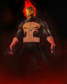 Punisher Inframundo - Modificado con PicsArt