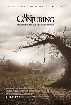 The Conjuring - A true story about the Warrens  :D
