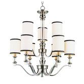 Found it at Wayfair - 9 Light Chandelier