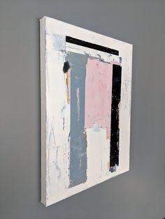 Original Abstract Art Pink Abstract Canvas Painting Modern | Etsy Pink Abstract, Abstract Canvas, Painting & Drawing, Paintings, Drawings, Modern, Inspiration, Etsy, Biblical Inspiration