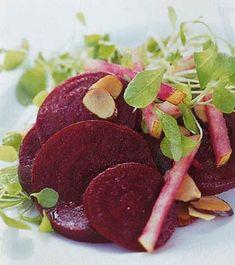 Roasted Beet Salad Recipe | Epicurious.com
