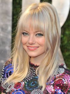 The 11 Hottest Haircuts Right Now: Hair Ideas: allure.com love the cool and warm tones in the color