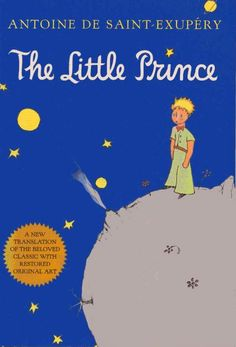 I first read this in high school, in the original French. Read it in English to my son last year. It's a bit odd, but good in many ways.