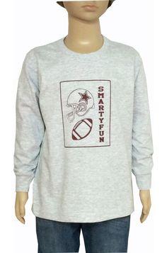 Camiseta Rugby. Smartyfun #camiseta #rugby #niño #smartyfun