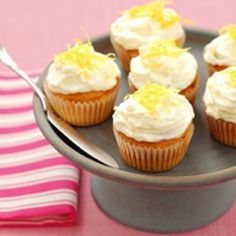 Cupcakes met Vijgen, Vanille en Roomkaas