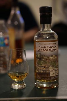 Review #354 - Caledonian 33y (That Boutique-y Whisky Company) http://ift.tt/2IGGWCn