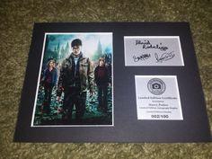 Harry Potter  Daniel Radcliffe Emma Watson Rupert Grint  by Bazpix | Etsy