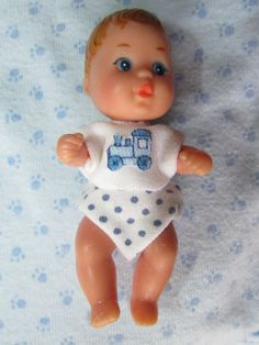 Barbie Baby 2-1/2 Boy Krissy/Kristofer by HolidazeCrafts on Etsy