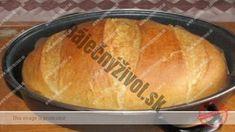 HRNČEKOVÝ recept na domáci chlebík z hrnca, ktorý zvládne aj úplný začiatočník! Bez váhy, bez odmerky, bez miesenia | Báječný život Bread, Food, Basket, Brot, Essen, Baking, Meals, Breads, Buns
