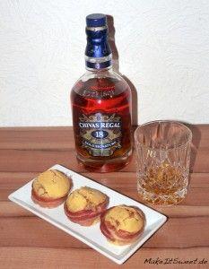 Bacon-Whisky-Muffin-Rezept