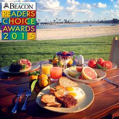 Tell @sdnewsgroup about the best Sunday Brunch in #PacificBeach, #SanDiego! ;) Vote NOW (link in bio)