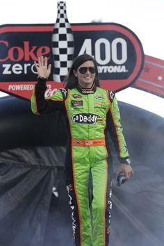 "RACE REPORT: Danica Patrick (14th) | Coke Zero 400 at Daytona | ""Patrick Finishes 14th in Coke Zero 400""  http://www.stewarthaasracing.com/media/index.php?article=1212"