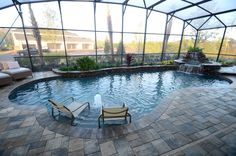 Know the pros and cons of pool enclosures in Florida. #FL