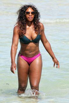 Women's Fitness Motivation Bodies- Serena Williams