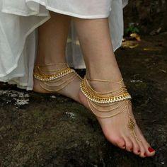 Palace Barefoot Sandals- einfach schön!