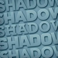 How to Use Drop Shadows in Photoshop  -blend mode  -opacity