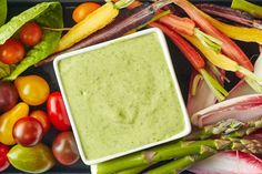 How To Make Classic Green Goddess Dressing — Cooking Lessons from The Kitchn