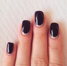 14 Easy Reverse French Manicures That Will Up Your Nail Game  SHESAID United…