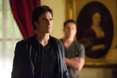 The Vampire Diaries 4x05 Still - Damon and Tyler